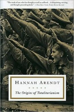 The Origins of Totalitarianism by Hannah Arendt — Reviews ...