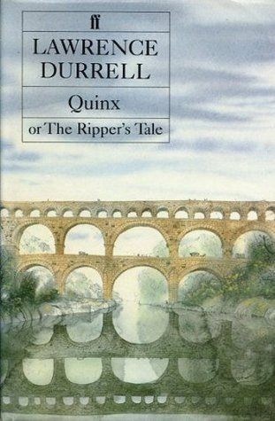 Quinx Or The Rippers Tale The Avignon Quintet 5