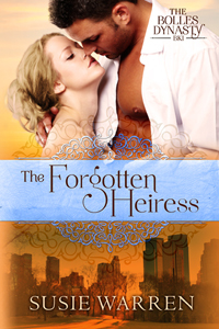 The Forgotten Heiress by Susie Warren