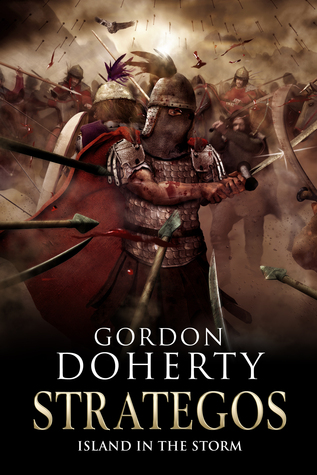 Strategos: Island in the Storm (Strategos #3)
