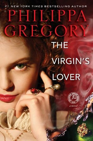 The Virgin's Lover (The Tudor Court, #5)