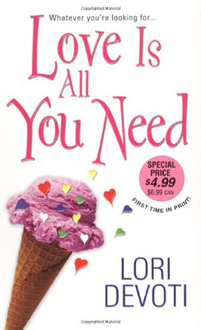 Love Is All You Need (Looking for Love #2)