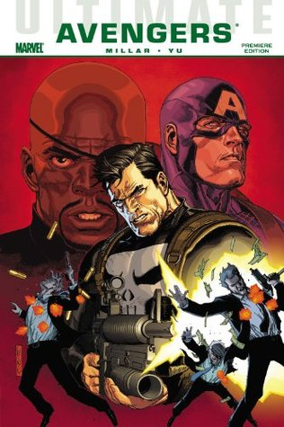 Ultimate Comics Avengers by Mark Millar