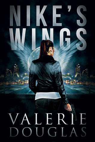 Nike's Wings by Valerie Douglas