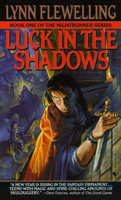 Luck in the Shadows by Lynn Flewelling