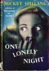 One Lonely Night by Mickey Spillane