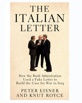 The Italian Letter by Peter Eisner