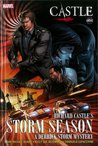 Richard Castle's Storm Season: A Derrick Storm Mystery (Derrick Storm Graphic Novel, #2)