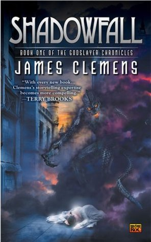 Shadowfall by James Clemens
