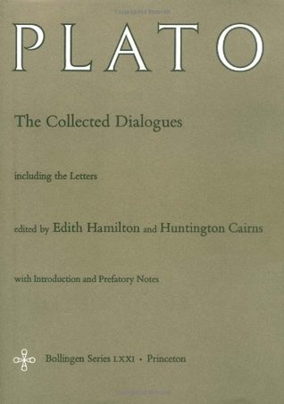 The Collected Dialogues by Plato