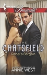 Rebel's Bargain (The Chatsfield, #7)