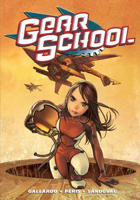 Gear School by Adam Gallardo