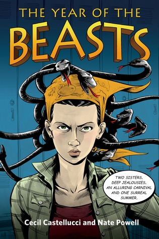 The Year of the Beasts by Cecil Castellucci