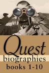 Quest Biographies Bundle Books 1 10: Emma Albani / Emily Carr / George Grant / Jacques Plante / John Diefenbaker / John Franklin / Marshall McLuhan / Phyllis Munday / Wilfrid Laurier / Nellie McClung