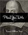 Plead You To Me