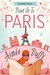 Point us to Paris (Summer F...