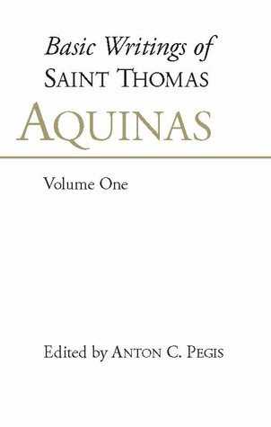 God and the Order of Creation Basic Writings of St. Thomas Aquinas 1