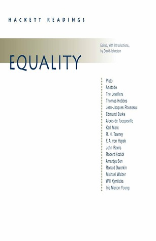 Equality (Hackett Readings in Philosophy)