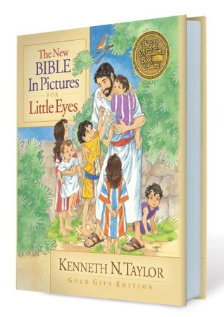 The New Bible in Pictures for Little Eyes Gift Edition by Anonymous