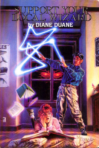 Support Your Local Wizard by Diane Duane