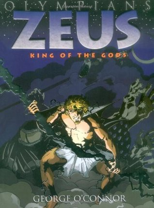 Zeus by George O'Connor