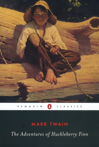 The Adventures of Huckleberry Finn (Tom Sawyer & Huckleberry Finn, #2)