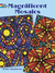 COLORING BOOK:Magnificent Mosaics Coloring Book