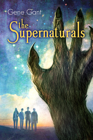 Review The Supernaturals by Gene Gant RTF