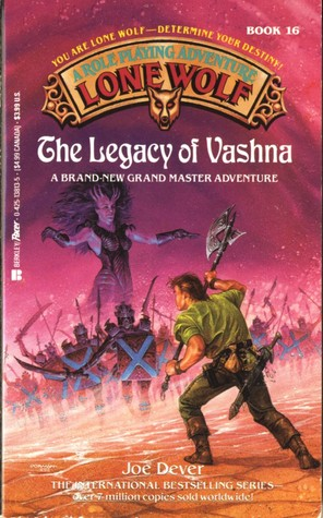 The Legacy of Vashna by Joe Dever