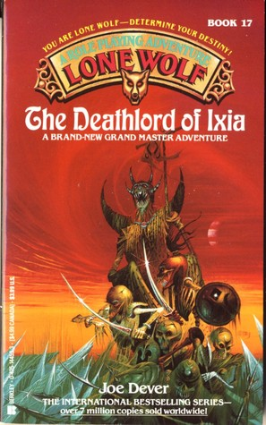 Free online download The Deathlord of Ixia (Lone Wolf #17) FB2