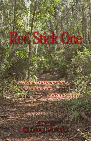 Red Stick One by Kenneth Kirkeby