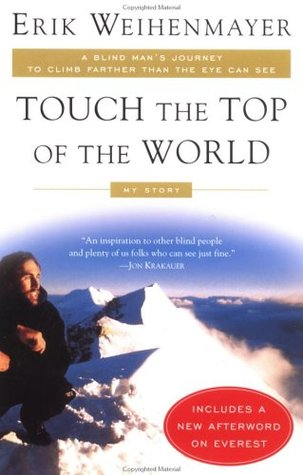 book show the man on top of the world