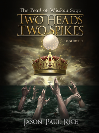 Two Heads Two Spikes by Jason Paul Rice