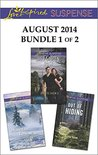 Love Inspired Suspense August 2014 - Bundle 1 of 2: Her Stolen Past\Mountain Rescue\Out of Hiding