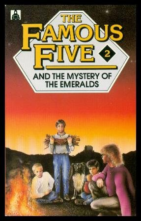 The Famous Five And The Mystery Of The Emeralds by Claude Voilier
