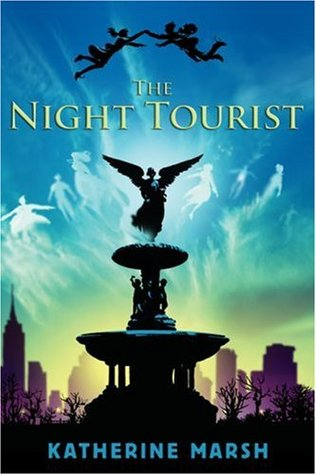 The Night Tourist (Jack Perdu, #1)