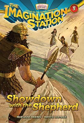 Showdown with the Shepherd (Imagination Station, #5)