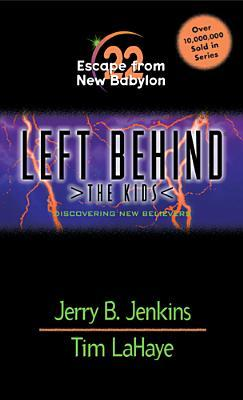 Escape from New Babylon by Jerry B. Jenkins