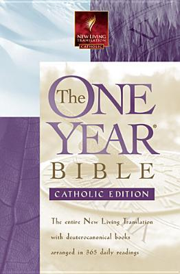 The One Year Bible by Anonymous