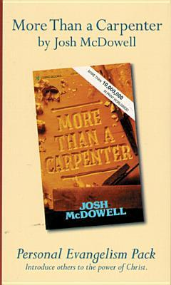 More Than a Carpenter Personal Evangelism 6-Pack