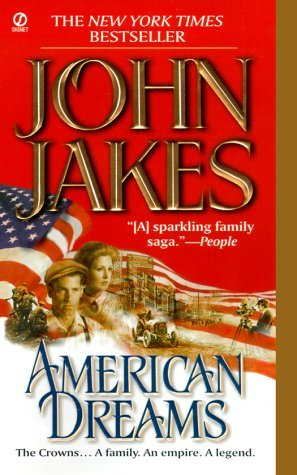 American Dreams (Crown Family Saga, #2)