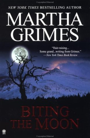 Biting the Moon (Andi Oliver, #1)