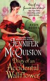 Diary of an Accidental Wallflower (Seduction Diaries, #1)