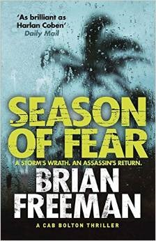Season of Fear - by Brian Freeman