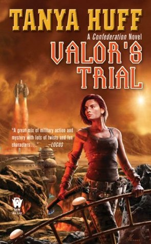 Valor's Trial (Confederation #4)
