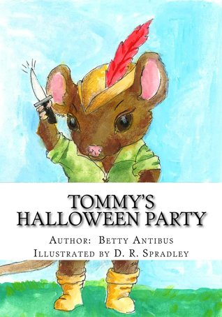 Tommy's Halloween Party by Betty Antibus