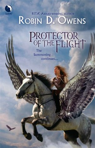Protector of the Flight by Robin D. Owens