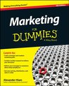 Marketing For Dummies (For Dummies (Business & Personal Finance))