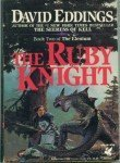 The Ruby Knight by David Eddings
