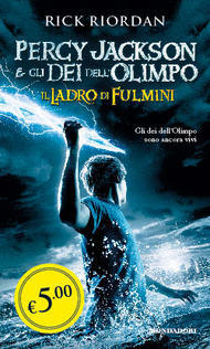 Il ladro di fulmini Percy Jackson and the Olympians 1